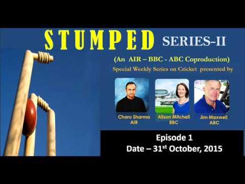 Stumped - Series II : Episode 1 (31st October, 2015)