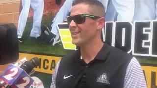 New Baseball Coach Alex Sogard