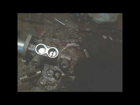 ремонт главного тормозного цилиндра ниссан тиида C11X (или что делать если перепускает главный)