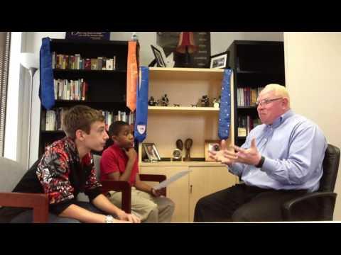 Interview Dr. Robertson - Convict Leasing - Elijah & Javian