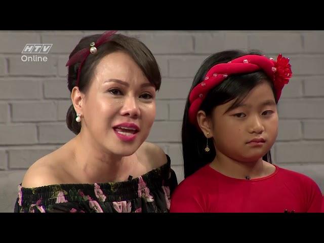 Việt Hương rơi nước mắt khi nhớ về thời thơ ấu | HTV LÀ VỢ PHẢI THẾ 2 | LVPT #11 | 19/6/2018