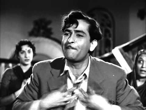 Char Sau Bees Nahi Shree Char Sau Bees - Raj Kapoor - Nargis - Shree 420 Videos