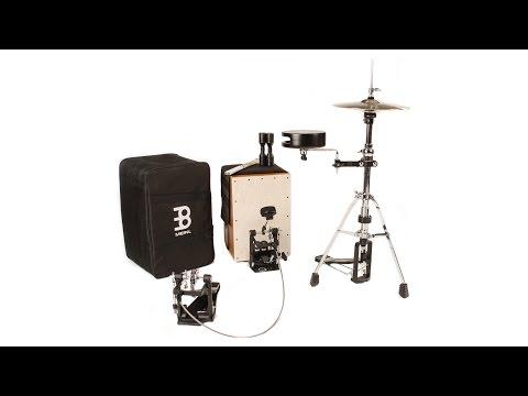 Meinl Percussion Cajon Drum Set Demo