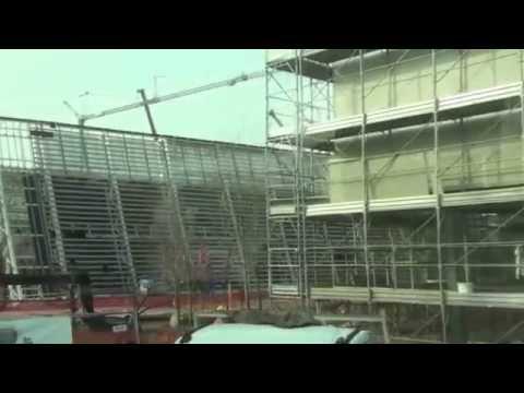 Building The Expo in Milan 2015 www.facades-online.com
