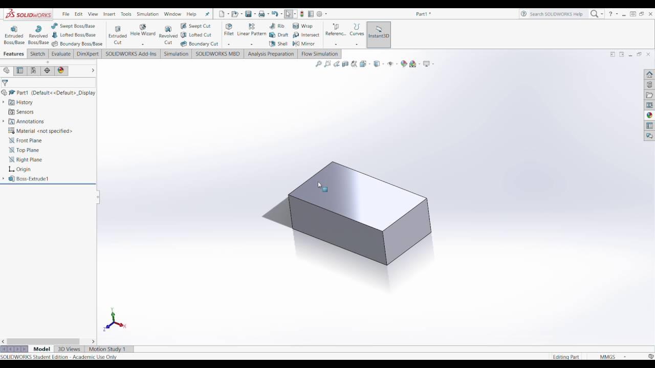 SolidWorks videocard problem nVidia Quadro M2000M