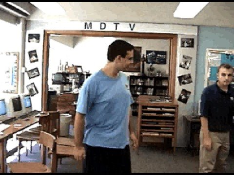 Mater Dei HS Computer Club Promo (Crappy Dialog Sound)