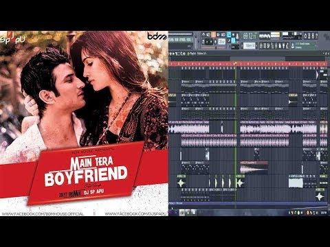 Main Tera Boyfriend - Arijit Singh ( 2k17 Remix )-Dj Sp ApU Flp