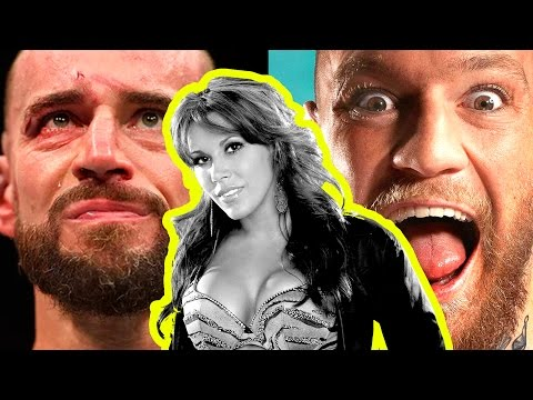 CM PUNK FIGHTS AGAIN SOON? MCGREGOR WWE UPDATE! NXT TAKEOVER! (DIRT SHEET Pro Wrestling News Ep. 18)