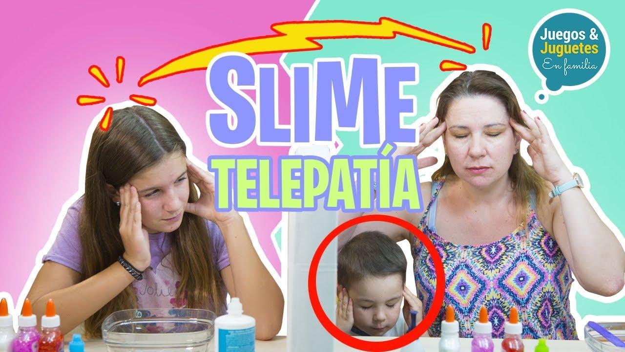 Familukis Twin Slime Por Challenge Telepatía Telepathy mNy80PwvnO
