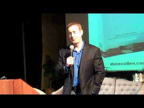 Dave Cullen speaks to Fremd High School on Columbine, part 1