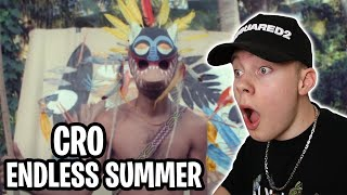 ENTSPANNUNG PUR!!🐼CRO - Endless Summer [Official Video] REACTION