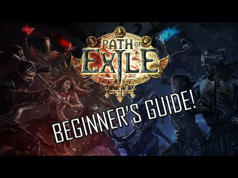 Path Of Exile Beginner's Guide (The Survival Guide) Episode