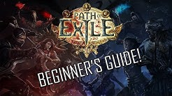 Path of Exile UPDATED Beginner's Guide! (Everything You Need To Start Playing PoE) [2019/2020]