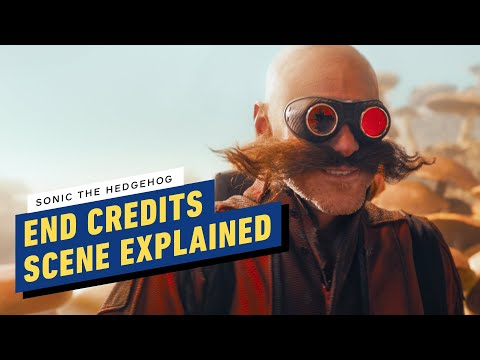 Sonic the Hedgehog: End Credits Scene Explained