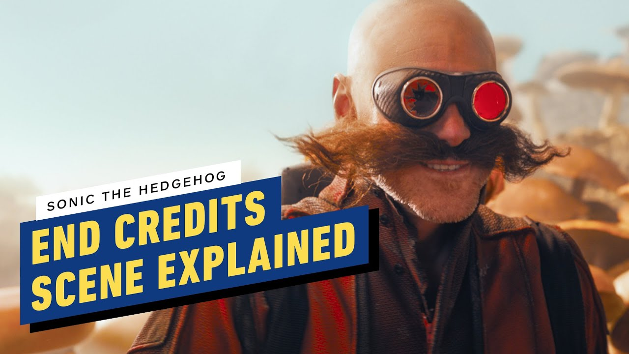 Sonic the Hedgehog: End Credits Scene Explained + video