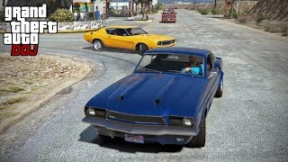 GTA 5 Roleplay - DOJ 302 - Classic Muscle Cars (Criminal)