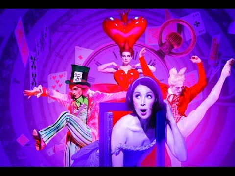 Alice's Adventures in Wonderland trailer 2013 (The Royal Ballet)