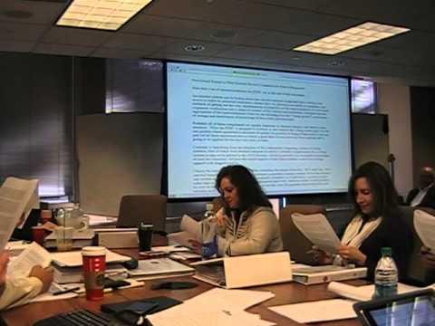 PERC Meeting 12/11/2015, part 1