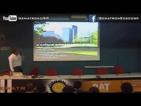 XII SEMATRON - Palestra Internacional Peter Grognard