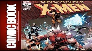 Uncanny X-men #21 | Comic Book University
