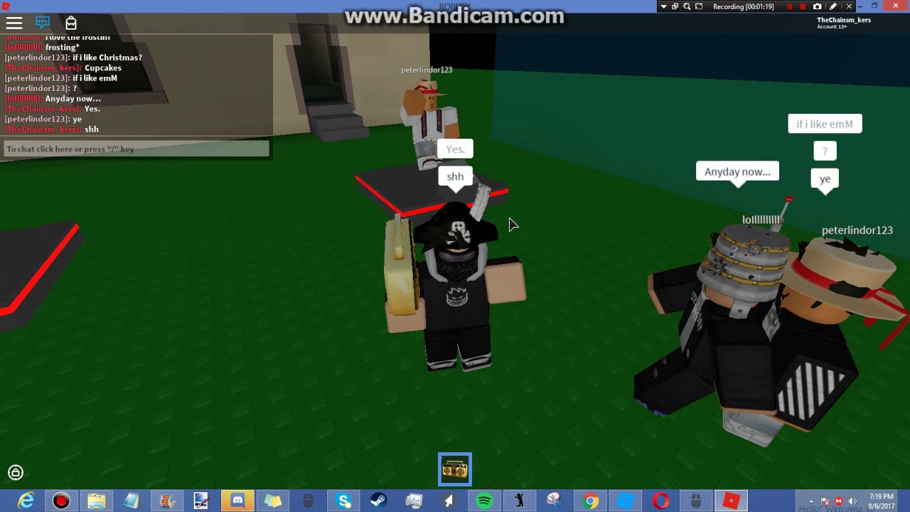 ROBLOX BYPASS ID's!(2) by Taylor Plays