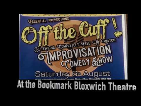 FREE Comedy Show In Bloxwich - Off The Cuff!