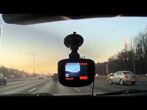 Радар-детектор + видеорегистратор SHO-ME Combo №1