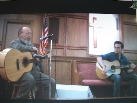 David and Jonathan singing about the Prodigal Son at Calvary Baptist 4/13/14