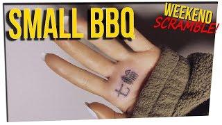 WS - Ariana Grande's Tattoo Fail ft. Gina Darling & David So