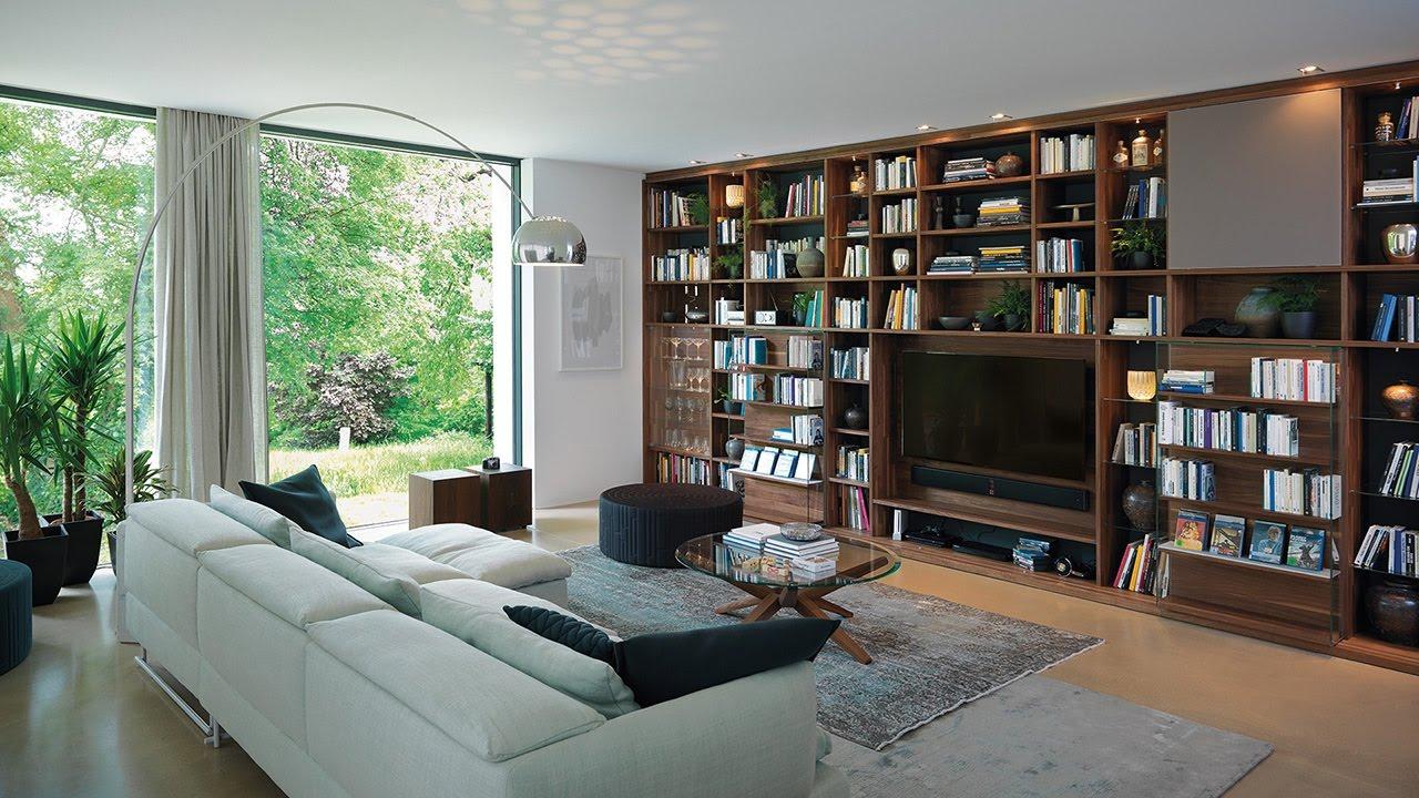 cubus shelf | Modern design piece or stylish library | TEAM 7