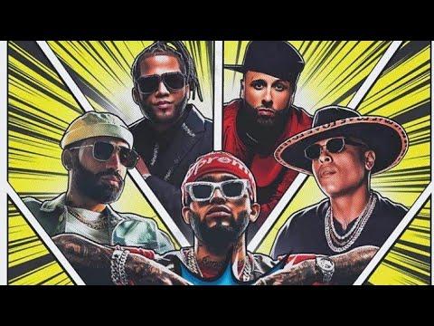 Wow Remix – Bryant Myers Ft El Alfa El Jefe, Arcangel , Nicky Jam, Darell, Anuel AA