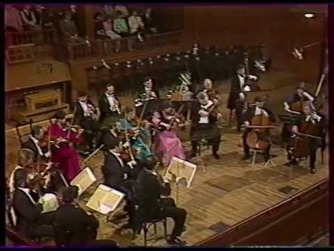 Mozart: A dur szimfónia K. 201. I. és II. tétel, előadja: a Concentus Hungaricus