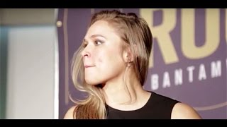 Ronda Rousey Thinks Holly Holm Will Be a Bigger Challenge Than Ever