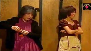Los Caquitos - Doña Espotaverderona Se Hospeda En El Hotel (1989)  (PARTE 2 Y FINAL)