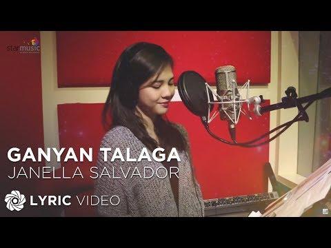 Janella Salvador - Ganyan Talaga (Official Lyric Video)