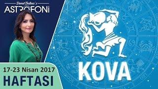 Kova Burcu Haftalık Astroloji Yorumu 17-23 Nisan 2017