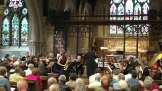 Glazunov Saxophone Concerto Lydia Kenny 2016