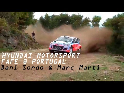 WRC 5 || Fafe @ Hyundai Motorsport || Dani sordo/Marc Marti