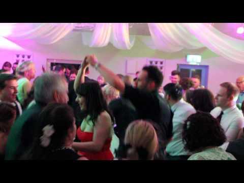 'Loch Lomond' Last dance at Richard and Stephanie Duncan's wedding