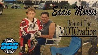 Gambar cover Eddie Morris - Behind The  MOTOvation | 906 MEDIA