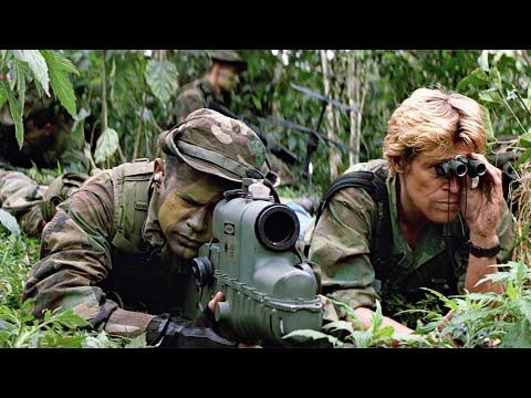 毒梟竟敢暗殺美國總統好友,總統直接派特種部隊軍事毀滅,動作片