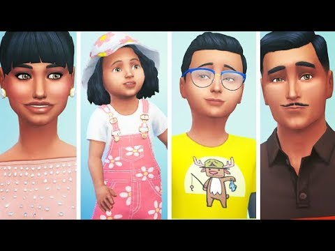 LIVING A DOUBLE LIFE | THE SIMS 4 // MOSTLY BASE GAME — LOS CAMPOS FAMILY