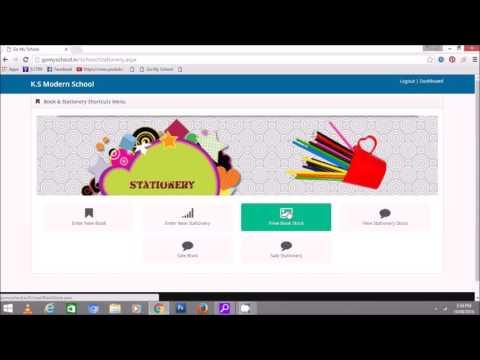 School Management software-Online school software|RFID attendance system|7834827001/9874747488