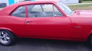 1971 Chevy Nova 350 V8, 4spd, 1 owner, 76k miles, all original, FOR SALE