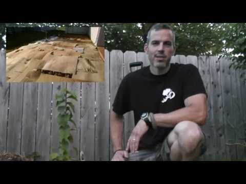 How-To Sheet Mulch, No Landscape Fabric