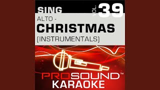 Christmas Waltz (Karaoke With Background Vocals) (In the Style of Carpenters)