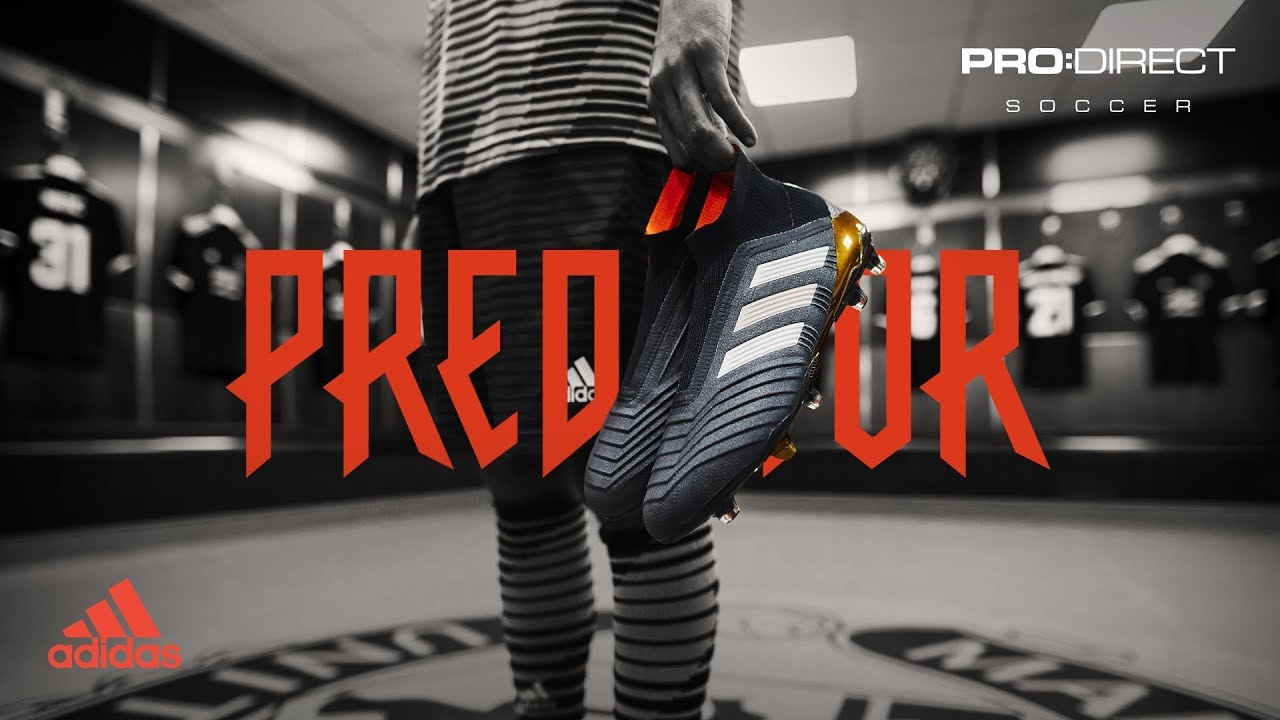 3f56d9a497f8 adidas Predator | Available now Pro:Direct Soccer - YouTube