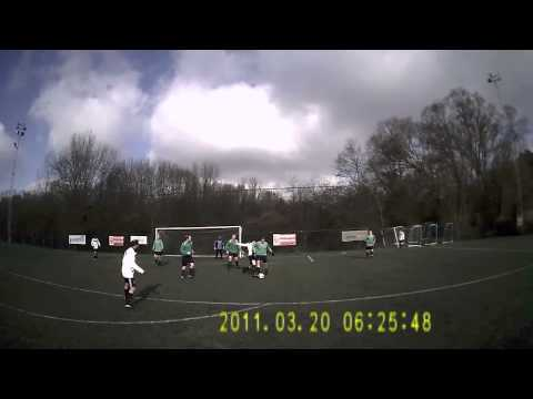 Sport Glass Cam Football Game (Soccer). Royal Brussels British Football Club - Game 2