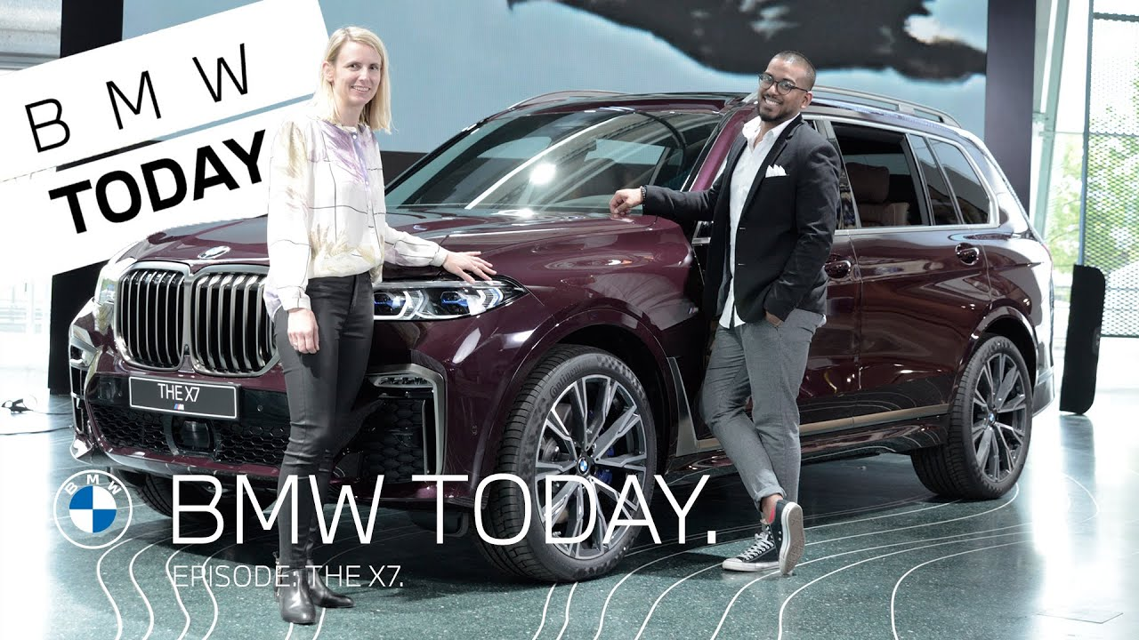 BMW TODAY – Episode 20: THE X7.