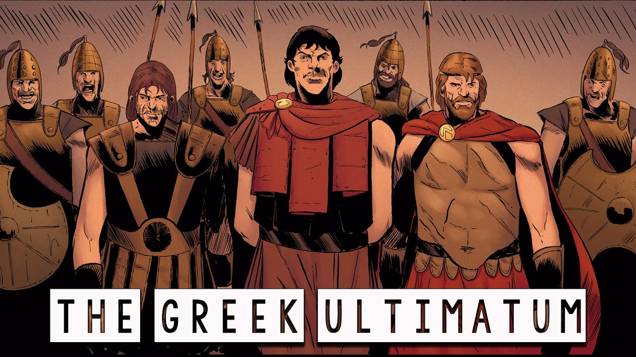 Download The Greek Ultimatum to Troy and the Terrible Prophecy - The Trojan War Saga Ep.8 - See U in History